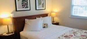 Room 5 Bed Angle