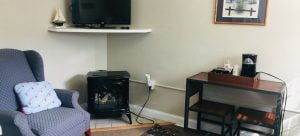 Sturgeon Suite TV