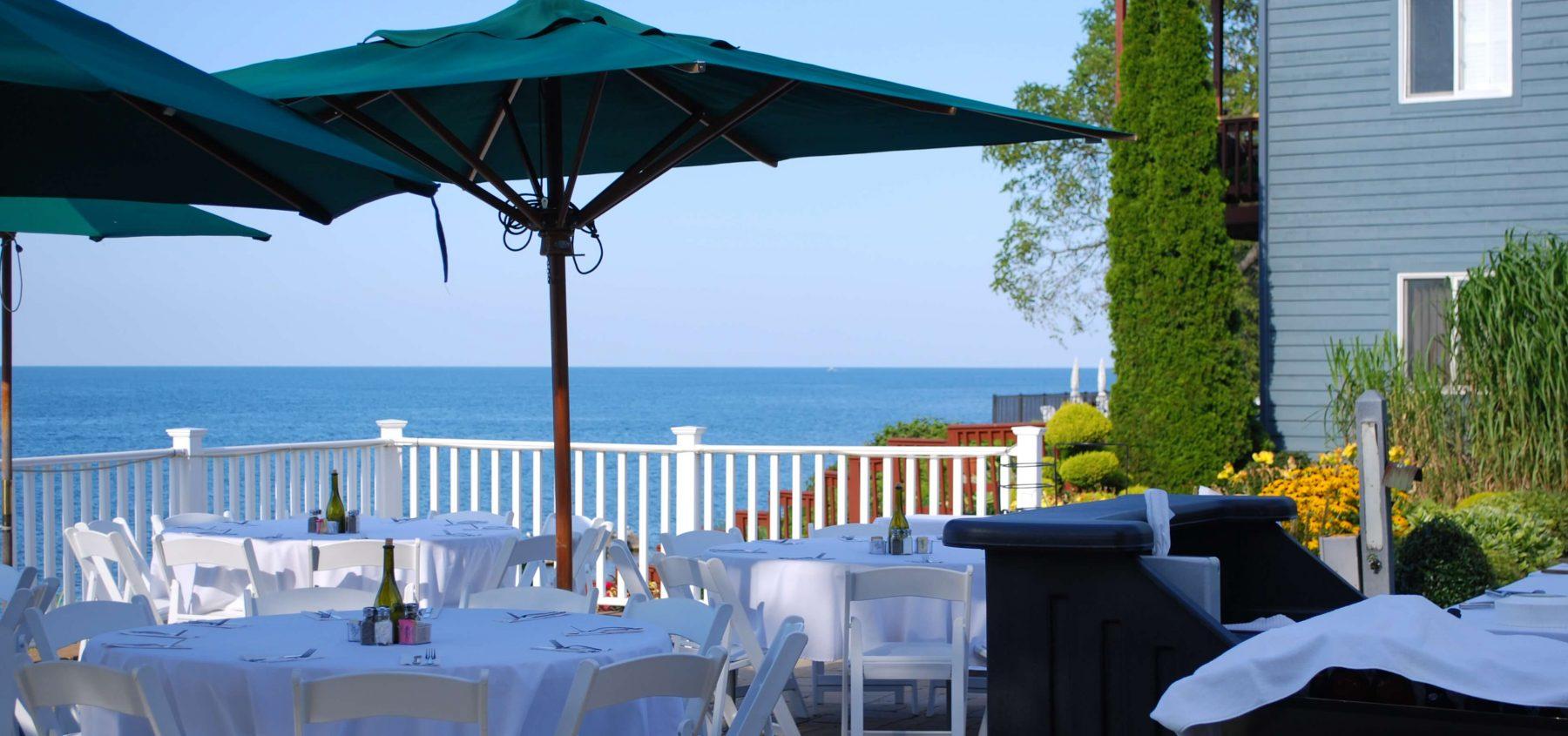 Lakefront Restaurant Geneva On The Lake Ohio