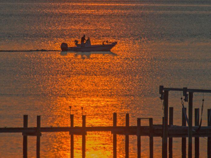 A Lake Erie boat rental at Geneva-on-the-Lake.