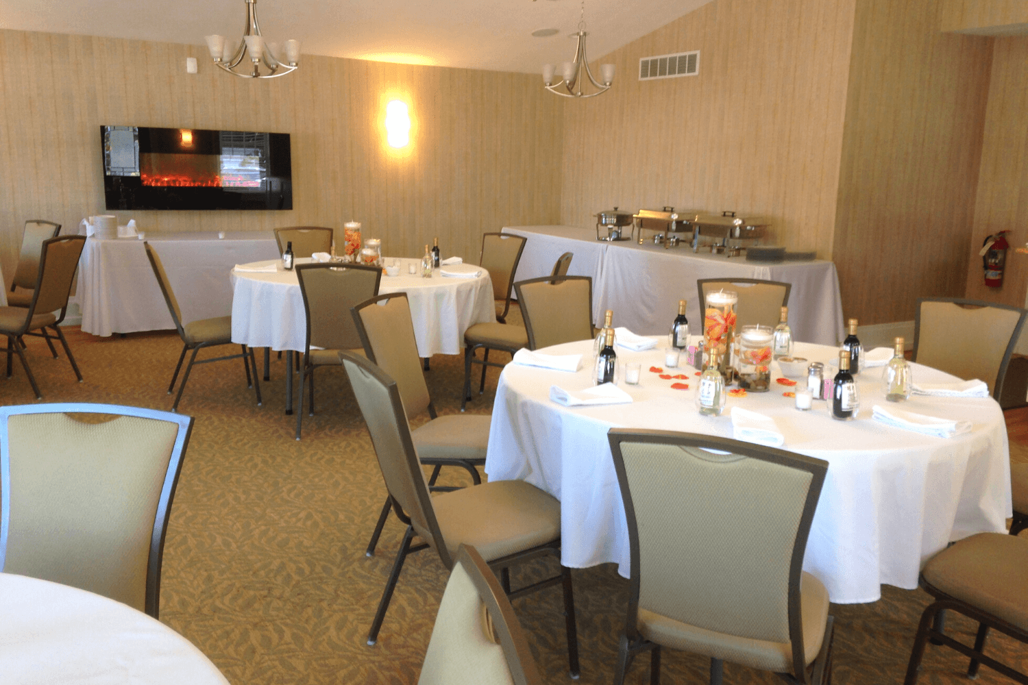 Event Space for Dining