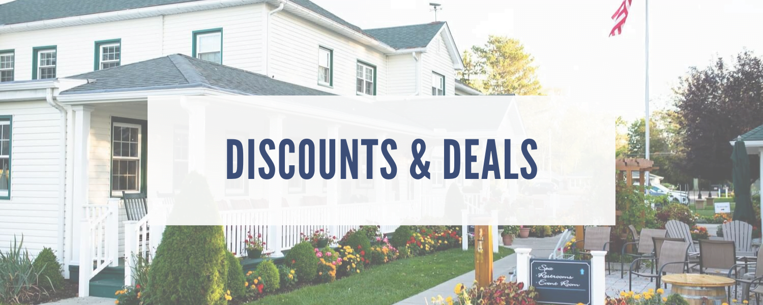 lakehouse discounts and deals