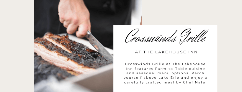 Crosswinds Grille The Lakehouse Inn