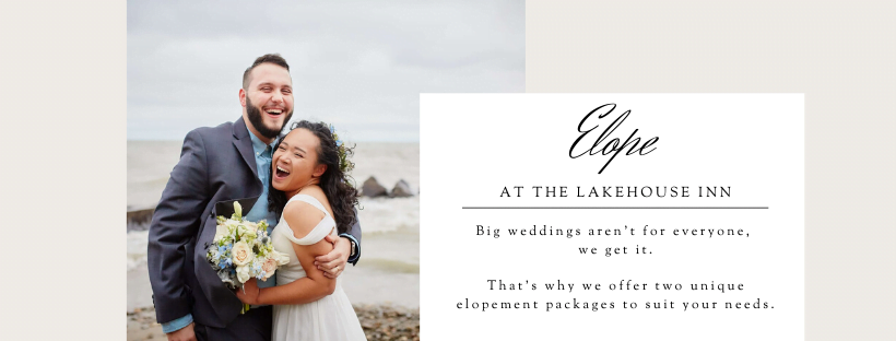 The Lakehouse Inn elopements