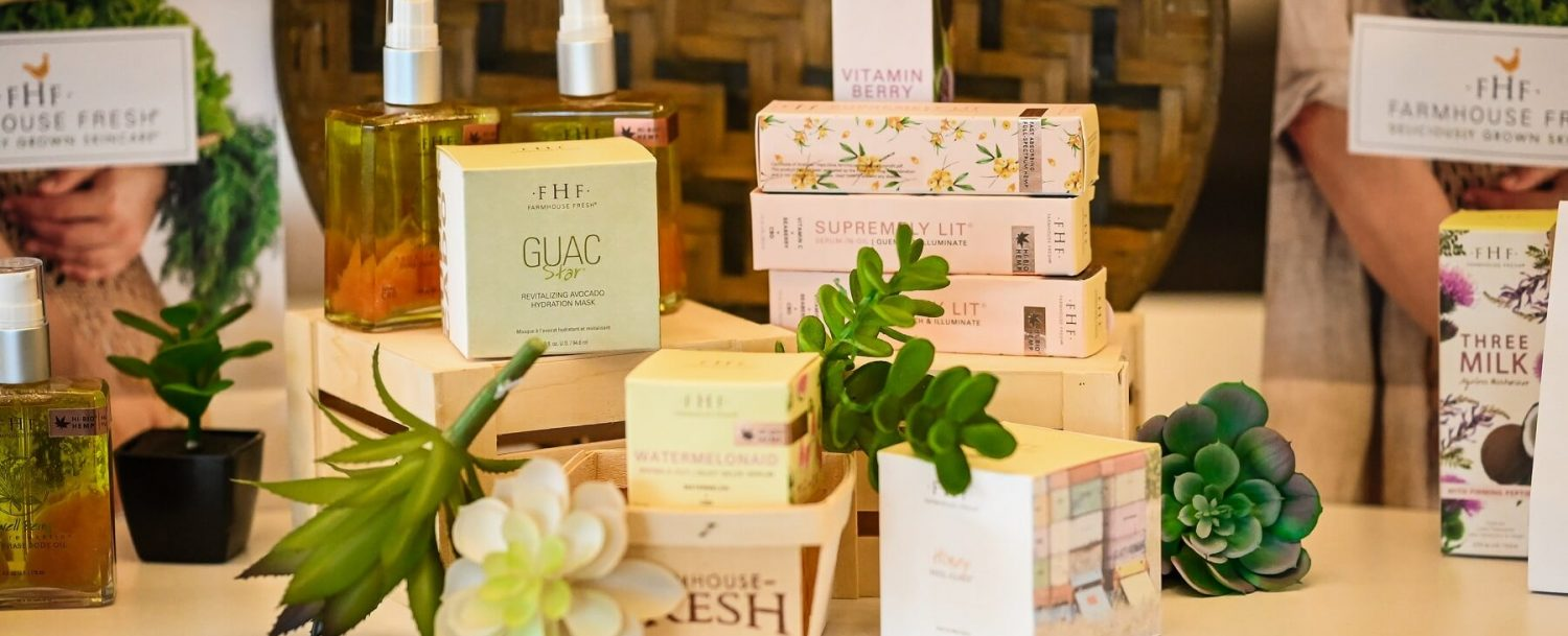 Lakehouse Inn Spa Products