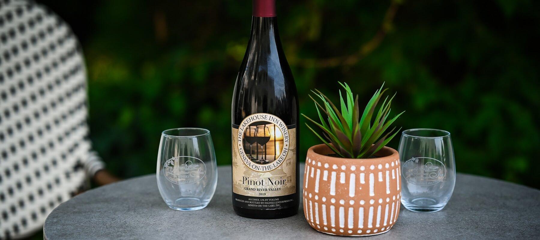 Lakehouse Inn Wine